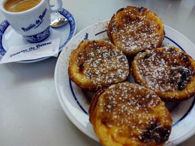 Pastel de Belém, Lisboa, food, taste, gastronomia, iguaria, Lisbon, Must See, Travel, Viajar, Turismo, Tourism, Tour, Tours, Bica, café, coffee