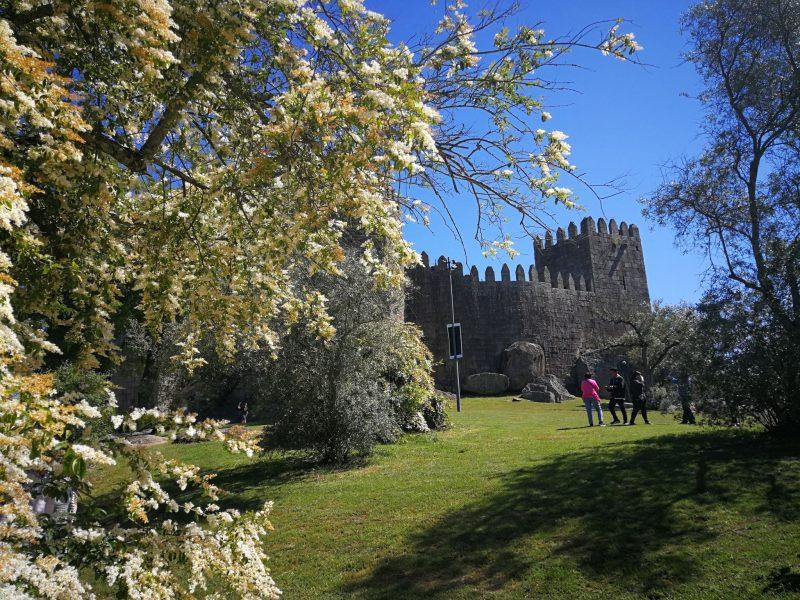 Minho, Tour, Guimarães, Castelo, Castle, Culture, Cultura